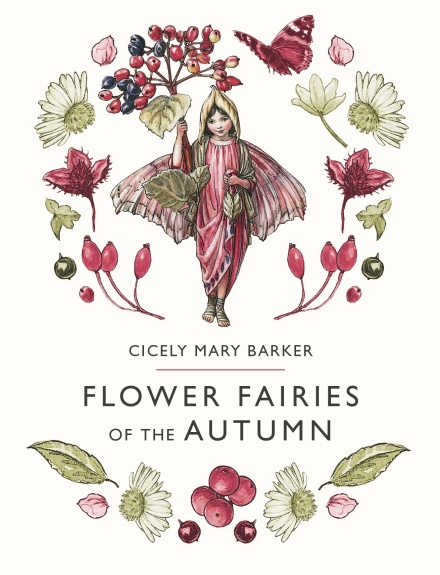 Flower Fairies of the Autumn cover